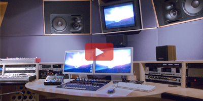 Studio CS controlekamer video start